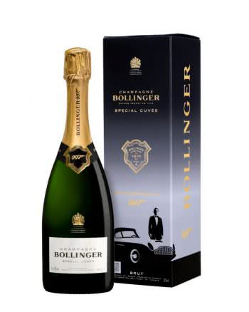 """Bollinger Champagne Special Cuvee """"007 Limited Edition"""""""