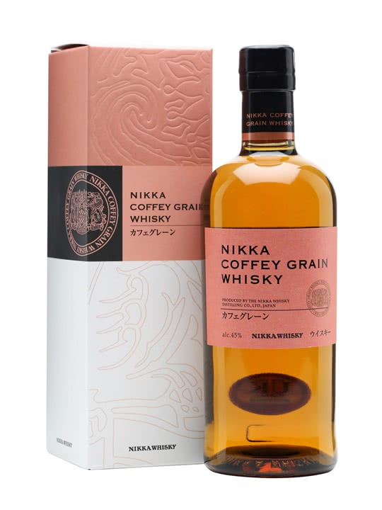japan nik24 - Nikka Coffey Grain Whisky 70cl