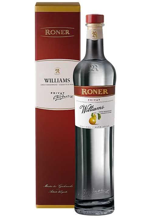 Roner Williams Privat Acquavite di pere Williams
