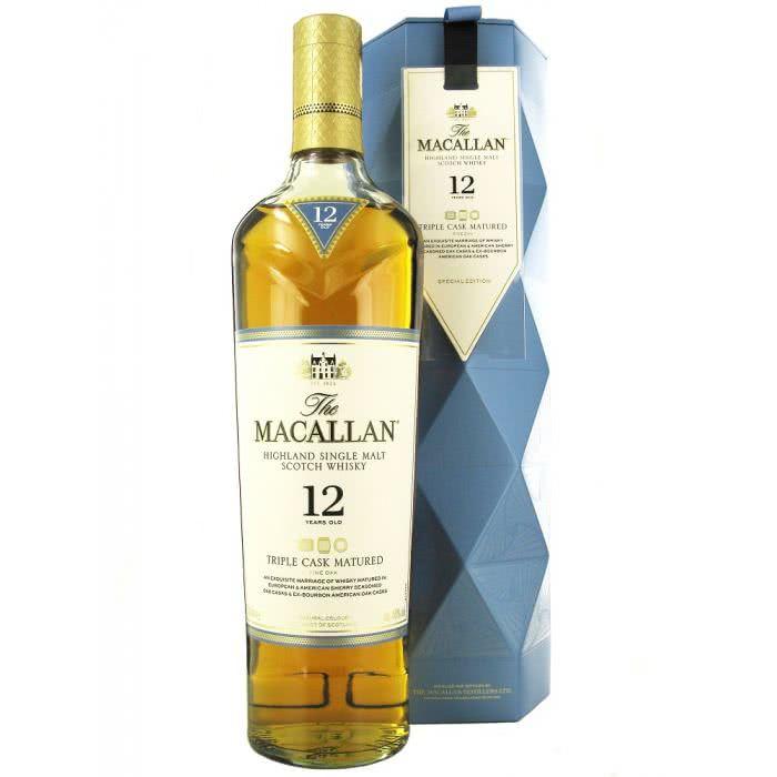 The Macallan 12 y.o. Triple Cask