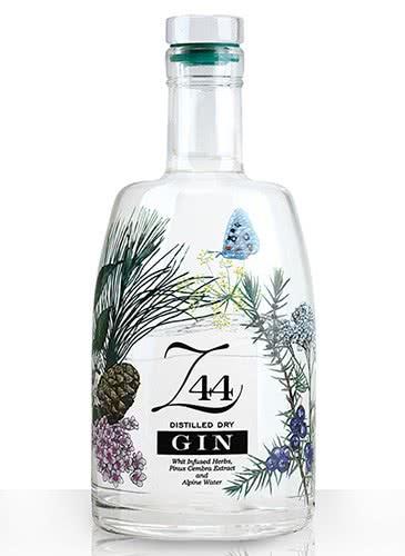 z44 web - Z44 Dry Gin