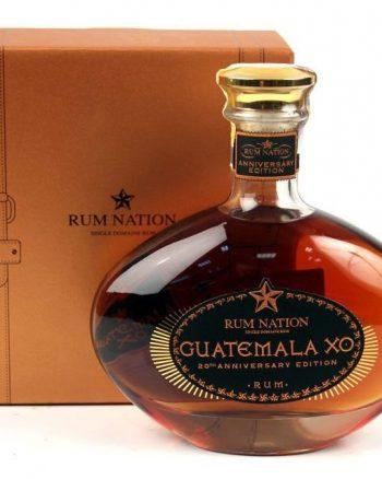 Rum Guatemala XO